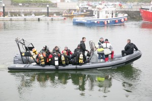 (REF: West Cork Underwater Search & Rescue Facebook page) In what was one of the largest dive recovery operation in West Cork, 96 volunteer divers from all around the country carried out over 244 dives in 36 hours all driven by a common desire to return the young man to his family. Aided by a fleet of up to 14 boats, the fleet of 10 dive RIBs, one Army RIB worked along side the Garda and Navy diving units throughout the entire operation. It was a complex operation, carried out over difficult terrain all the time subject to ever changing weather conditions. Coordination of events offshore was helped by the use of the SafeTrx vessel tracking app which allowed us to track all vessels involved and provided added security to the overall operation. Specifically we would like to thank the following dive teams for their help and assistance throughout the operation; Irish Naval Service Diving Section, Garda Diving Unit, Atlantic Divers, Daunt SAC, South Coast SAC, Blackwater Search and Rescue, Mallow Search and Rescue, Boyne Fishermen's Rescue and Recovery Service, Lough Ree SAC, Shannonside SAC, Kilkenny SAC, Oceandivers, Cahir SAC, Dundalk SAC, Ennis SAC, Roscommon SAC, and the many individual divers who offered their services. Thanks also to the Irish Army Engineers, Valentia IRCG, the RNLI and the Civil Defence for their assistance and support. Our logistics were greatly aided by the people of Baltimore who opened their homes to the divers and offered their time and resources to help feed and provision the dive teams. Local businesses including shopkeepers, boat operators, hotel and accommodation owners, publicans, fishermen and sailing clubs all offered direct support and assistance to the search effort. The operation simply would not have been possible without this huge community support and the direct help of both Maura O'Regan and Ann Kelly. We would also like to offer our sincere condolences to both families. Thank you. West Cork Underwater Search and Rescue Photography: Emma Jervis